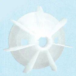 Plastic Fan Suitable For Bharat Bijlee 90 Frame size