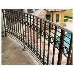 Balcony Railing Fabrication Works
