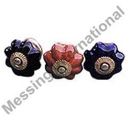 Cabinet Knobs - Cabinet Brass Knob Exporter from Moradabad