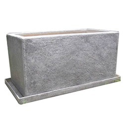 Granite Tall Planter
