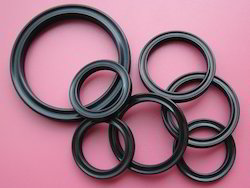 Rubber X Ring Quad Ring Four Lobed Ring