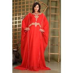 Designer Embroidered Farasha