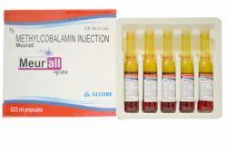 Meurall (Methylcobalamine 1500 MCG) Injection
