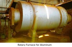 Rotary Furnace for Aluminum