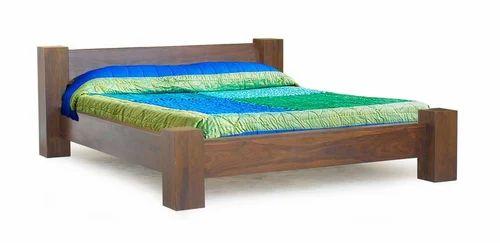 wood cot design 2