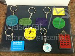 Acrylic Key Chain Photo
