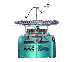 high speed terry circular knitting machine