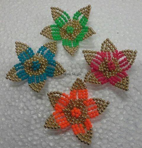Neon Beads Flower