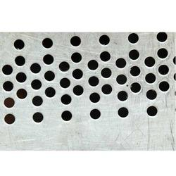 Stainless Steel 304 Perforated Sheet