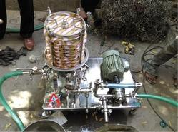 Crude Oil Filtration Machine