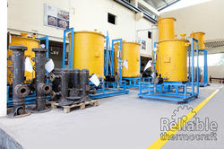 ETP Dosing Systems Fabrication