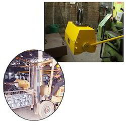 Lifting Magnet for Material Handling Industry