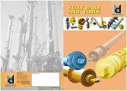 Piling Kelly Bars and Tools