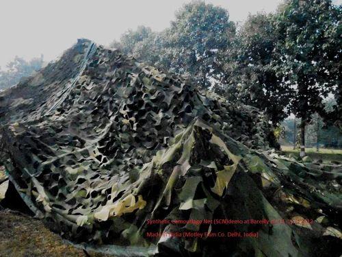 Multi Spectral Camouflage Net (MSCN)