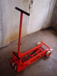 Industrial Trolley Mechanical Lifting Truck Manufacturer