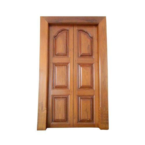 Teak Wood Doors Teak Wood Panel Door Latest Price