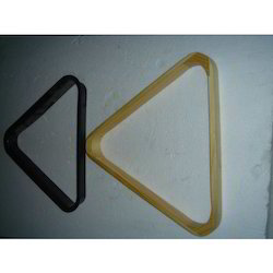 Plastic & Wooden Triangle