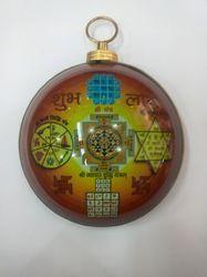 Vyapar Vrudhi colorful Hanging Yantra