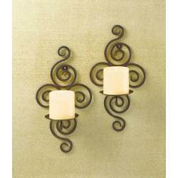 Decorative Wall Candle Holders