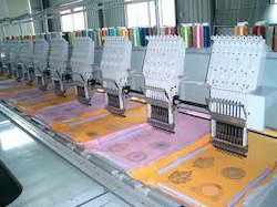 Tufted Embroidery Machine