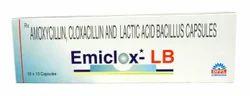 Amoxycillin, Cloxacillin & Lactic Acid Bacillus Capsules
