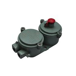Flameproof Stop Push Button