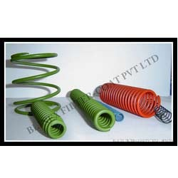 PTFE Coated Springs