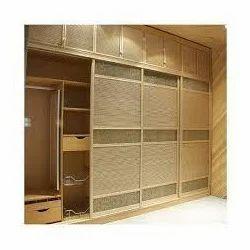 Designer wardrobe manufacturer from thane for Decolam designs for bedroom
