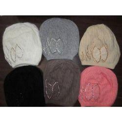 woolen fancy caps