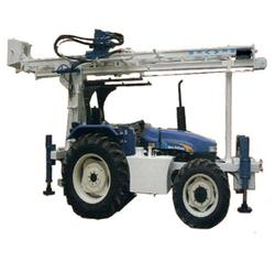 Tractor Mounted Blast Hole Drill Rig