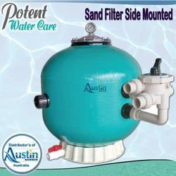 Sand Filter Side Mounted
