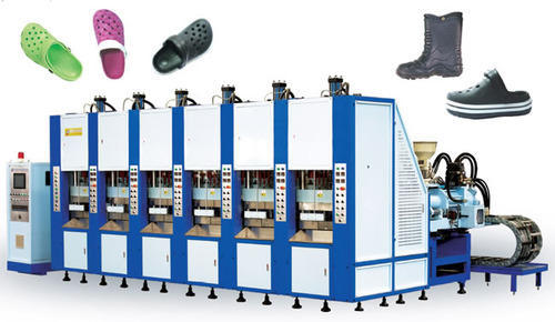 Footwear making machine price in india