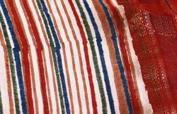 Handloom Silk Cotton Fabric