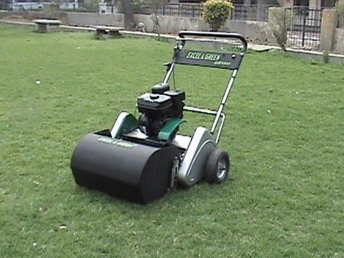 Grass Mower Machine