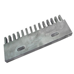 Shredder Knife Bar