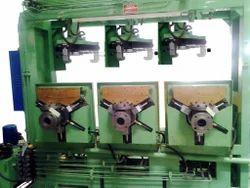 Non- Compressible 3 Station Tilting Type Test Rig