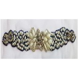 Beaded Embroidered Belts