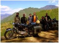 Adventure Tour on Royal Enfield Bullet Bikes