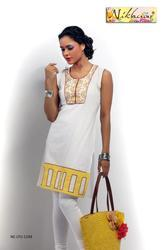 Trendy Style Ladies Tunic Kurti Kurta Top
