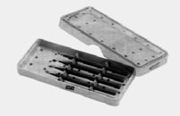 Sterilizing Case for 4 Knives