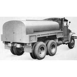 Truck Water Tanks