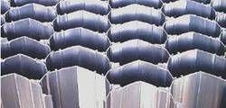 Tube Settler Media - Hexagonal Chevron Shape