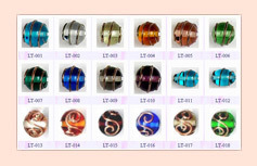 Decorative Glass Beads CODE : FB-04