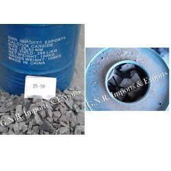 Calcium Carbide 25-50 mm