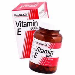 Vitamin E IU 600 Capsules