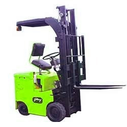 Wheel Electric Forklift