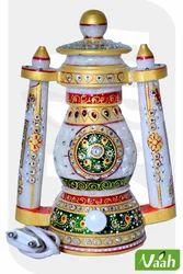 Vaah Marble Lamps