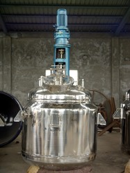 Reaction Pressure Vessel