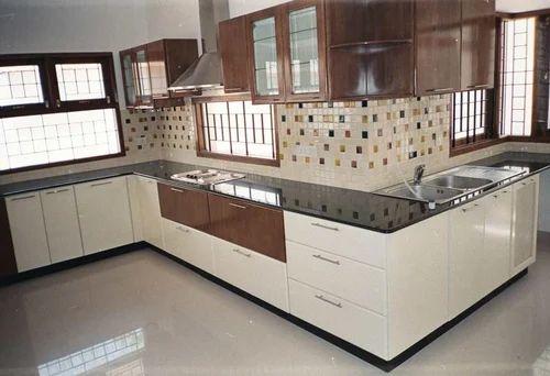 Palatial Villa Kitchens Cabinets