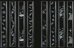 3D Laser Glass Pillar
